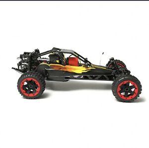 Rovan for Baja360AG02 1/5 2.4G RWD Rc Car 29cc Petrol Engine Off-road Truck RTR