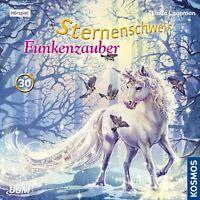 STERNENSCHWEIF - FOLGE 30: FUNKENZAUBER  CD NEU