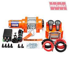 Elektrische Seilwinde 12V ATV Boot Anhänger 3000 lb Winchmax Wireless