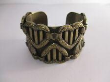 Dannijo Brass Queen of Hearts Cuff Bracelet NWOT $250