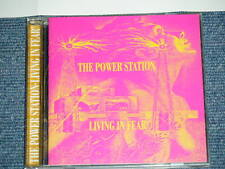The POWER STATION ROBERT PALMER  Japan 1996 NM CD  LIVING IN FEAR