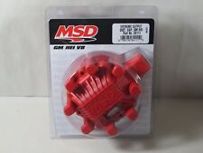 MSD 84111 GM HEI Extreme Output Distributor Cap GM HEI Red