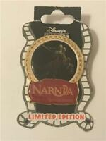 DSF NARNIA THE LION, THE WITCH & THE WARDROBE (OREIUS) LE 300 DISNEY PIN 43221