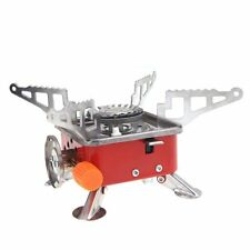 Outdoor Portable Stove Cooker Gas Burner for Camping Picnic Cookout BBQ CT D4W1