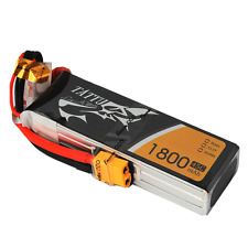 Tattu (1800mAh 45C 3S1P 11.1V) Lipo Battery Pack XT60 Plug For RC Drone Heli FPV