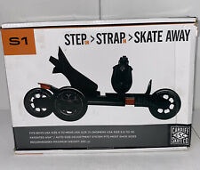 New listing CARDIFF Skate Co. Model S1 Adjustable Skates Mens 4-13 Womans 5.5-14 New!