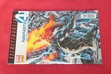 fumetto FANTASTICI 4 QUATTRO editoriale MARVEL ITALIA PANINI numero 296