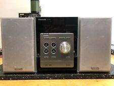 Panasonic SA-PM45 Kompaktanlage mit Fernbedienung