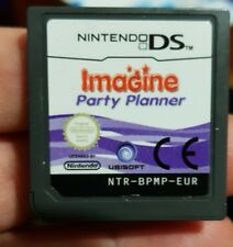 Imagine Party Planner (cartridge only) Nds - Free Post *