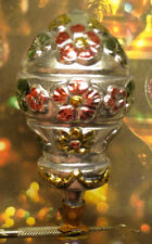 "Montgolfier Balloon - ""Vintage Style"" Ornament Blown in Lauscha, Germany"