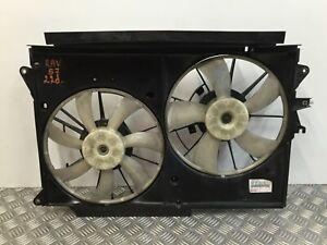 2008 TOYOTA RAV4 MK3 XA30 2.2 DIESEL T180 RADIATOR FAN 16711-26100