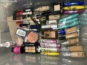 lot revendeur maquillage Neuf Loreal Et Maybelline 50 Pces