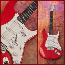 GFA Nancy & Ann Wilson * HEART * Signed Autographed Electric Guitar PROOF H4 COA