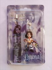 Final Fantasy X-2 Yuna Cell Phone Strap Charm Action Figure Toy FF X Key Chain