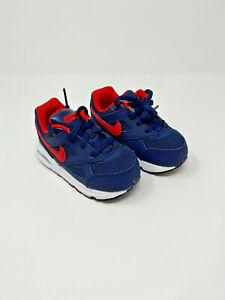 Nike Air Max IVO EU23.5 NEU Baby Sneaker Baby Schuhe Jungen Turnschuhe blau