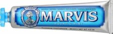 Marvis NEW Aquatic Mint Luxury Italian Toothpaste with Xylitol - 85ml (Blue)