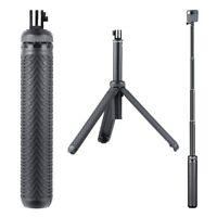 3in1 Extendable Monopod Selfie Stick Grip Handle Tripod for GoPro HERO7 6 5 4 3+