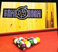 Game Room Sign Light Artwork Game Light Bar Sign Room Wall decor Decor Gift Nib
