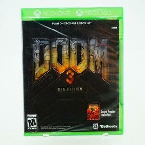 Doom 3 BFG Edition: Xbox 360 [Brand New]