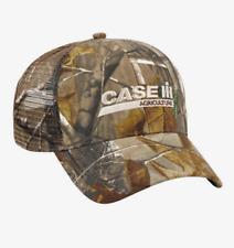 Case IH Realtree Cloth/Mesh Men's Cap