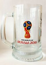 Beer Mug 500ml Exclusive series Fifa World cup Russia2018 Official Licensed NEW