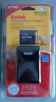 Kodak K7700 / KLIC-7006 Combo Pack - Batería y cargador Li-Ion 740 mAh