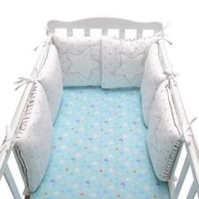 Bumper Crib Baby Bedding Infant Pad Protector Cot Nursery Bed Cotton Pillow Pads