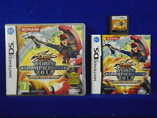 ds YU GI OH 5D'S WORLD CHAMPIONSHIP 2011 Over The Nexus Yu-Gi-Oh PAL UK Version