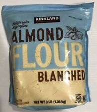 KIRKLAND SIGNATURE ALMOND FLOUR BLANCHED 3 lbs (FREE EXPEDITED SHIPPING)