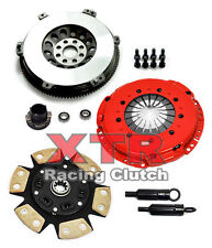 XTR SPORT 3 CLUTCH KIT+CHROMOLY FLYWHEEL BMW 325 328 525 528 i is M3 Z3 E36 E39