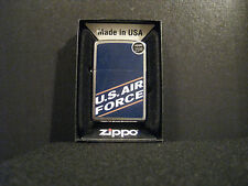 U.S. Air Force with Flying Jets NIB Zippo Lighter