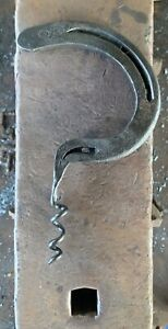 Horseshoe Corkscrew Wine Opener