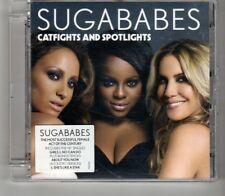 (HO453) Sugababes, Catfights & Spotlights - 2008 CD