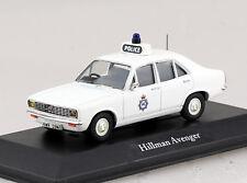 Hillman Avenger Police Polizei UK 1:43 Atlas Modellauto