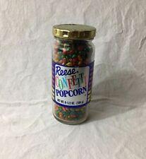 Vintage Reese Confetti Popcorn Rainbow USA
