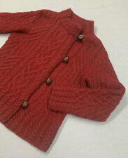 ICELANDIC Design Assymetrical Cardigan Sweater Mohair Alpaca Blend Women's S