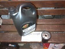 HERALD SPITFIRE PENRITE ENGINE OIL AND OIL FILTER 20/60 4.55 LITRES AND GFE150