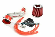 95 96 97 98 99 MITSUBISHI ECLIPSE GST/GSX/SPYDER/TALON 2.0L TURBO AIR INTAKE RED
