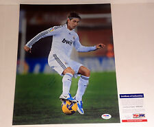 SERGIO RAMOS 2014 SPAIN WORLD CUP SIGNED AUTOGRAPH 11X14 PHOTO PSA/DNA COA