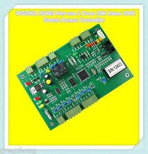WG2001 RS485/232 COM Port 1 Door 20K Users 100K Records Access Controller Board