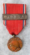 MED 157 - MEDAILLE DE VERDUN