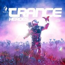 cd trance Heroes d'Artistes Divers 2CDs