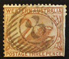 Timbre AUSTRALIE / Stamp AUSTRALIA Yvert et Tellier n°23 obl (Cyn22)