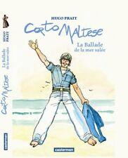 Bandes dessinées et romans graphiques franco-belge et européennes Corto Maltese