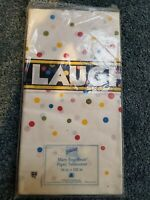 Mary Engelbreit Tablecloth LAUGH NEW