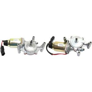 New Headlight Motor Set for Pontiac Firebird 1987-1992