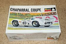 MONOGRAM JIM HALL's CHAPARRAL COUPE DAYTONA 1966 PHILL HILL 1/24 FACTORY SEALED