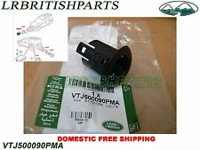 GENUINE LAND ROVER PARKING AID BEZEL FRONT OUTER LR3 LH OEM NEW VTJ500090PMA