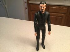 Vintage Louis Marx Sam Cobra Action Figure Needs Repair Black
