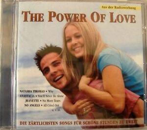 Power of Love-Die zärtlichsten Songs für schöne Stunden.. Anastacia, Macy.. [CD]